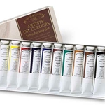Winsor & Newton Artists Oil Introductory Set of 10