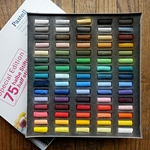 Schmincke Soft Pastels Special Edition Set of 75 Half Sticks