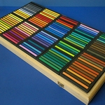 Jack Richeson Assorted Semi Hard Square Pastels Set of 120