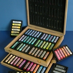 Jack Richeson Handmade Soft Pastels Assorted Set of 72