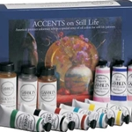 Gamblin Accents on Still Life Oil Painting Set