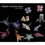 Origami American Style- Book and Paper Set