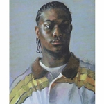 Great American Pastels - Masterclass Portrait Gallery by Judy Carducci - 78 Handmade Soft Pastels