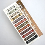 Art Spectrum Pastel Sets - Life Drawing Set Set of 12