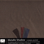 Large Origami Paper - Metallic Shadow
