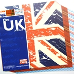 Origami Paper - UK Patterns