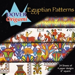 Dover Origami - Eqyptian Patterns