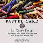 LaCarte Pastel Card Block