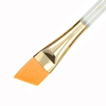 Princeton Synthetic Watercolor Brushes - Angular Wash - 3/4""