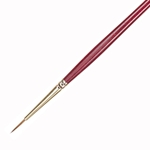 Princeton Best Synthetic Sable Brushes - Short Liners