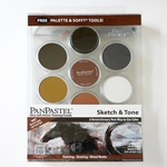 PanPastel Starter Kit - Sketch and Tones