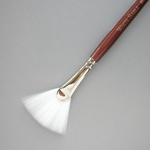 Robert Simmons White Sable Watercolor Brushes - Fan Blenders