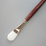Robert Simmons White Sable Watercolor Brushes - Oval Washes