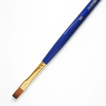 Robert Simmons Sapphire Brushes - Long Handle Brights