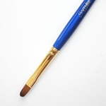 Robert Simmons Sapphire Brushes - Short Handle Filberts
