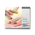 Daler-Rowney Soft Pastels - Assorted Selection Set of 16