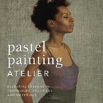 Pastel Painting Atelier by Ellen Eagle