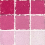 Roche Pastel Values Sets of 9 - Violet Fuschia 8310 Series