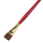 Winsor & Newton Sceptre Gold II - Series 606 Short Handle One Stroke Flats