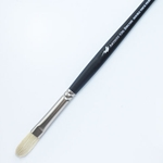 Winsor & Newton Artists' Oil Brushes - Double Thick Filberts