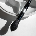 Silver Brush Black Velvet Brushes - Round Wash