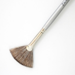 Dynasty Faux Squirrel Brushes - Fan - Size 4