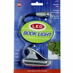 LED Book Light with Clip