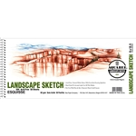 Bee Paper Landscape Sketch Pad