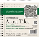 Strathmore Artist Tiles - Sketchbook