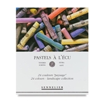 Sennelier Pastel Full Stick Set - Landscape Colors - Set of 24