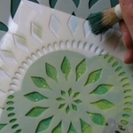 Crafter's Workshop Stencils