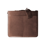 Executive Series Presentation Case - Brown Leather