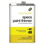 Sunnyside Specs Low Odor Paint Thinner (Mineral Spirits)