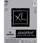 Canson Biggie Newsprint Paper Pad