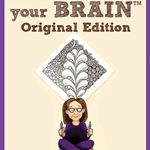 Yoga for Your Brain 40 Tangle Cards