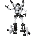 ASOBLOCK Basic 75 Pieces - Mech-Robot B