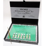 Arches Watercolor Paper Block Boxed Gift Set