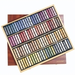 Sennelier Soft Pastel Wood Box Landscape Set of 100