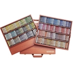 Sennelier Soft Pastel Wood Box Set of 175