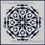 Stencil Girl Products, Artist Design Stencils