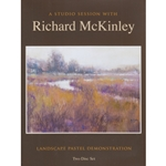Richard McKinley Landscape Pastel Demonstration DVD