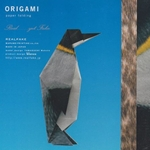 RealFake Origami Paper Kit - Emperor Penguin and Seal