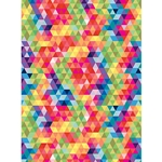 "Rainbow Prism Paper - 19""x26"" Sheet"