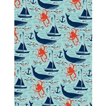 "Nautical Print Paper - 19""x26"" Sheet"