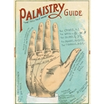 "Cavallini Papers from Italy - Palmistry 20""x28"" Sheet"