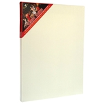 "Masterpiece Classic 3/4"" Monterey Cotton 3x Acrylic Primed Canvas - 11""x14"""