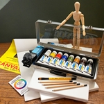 Daler-Rowney System 3 Acrylic Painter's Case