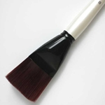 Simply Simmons XL Brushes - Stiff Synthetic - Flat