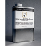 Richeson Oil Mediums Shiva Series Imitation Venice Turpentine