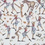 Rossi Decorative Paper from Italy- Pinocchio 28x40 Inch Sheet